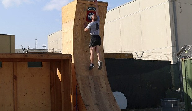 Fort Bragg soldier aims to be next 'American Ninja Warrior' (Image 1)_33000