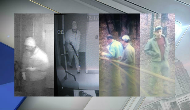 Chatham County break-in suspects_122474