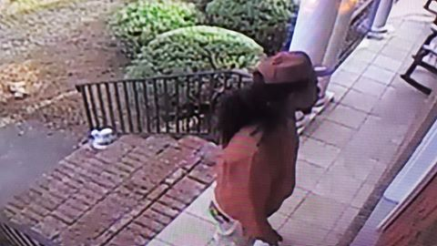 thief steals package in Greenville_136316