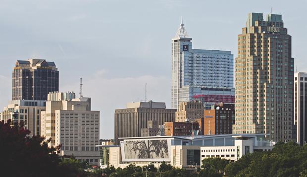 Raleigh skyline_122680
