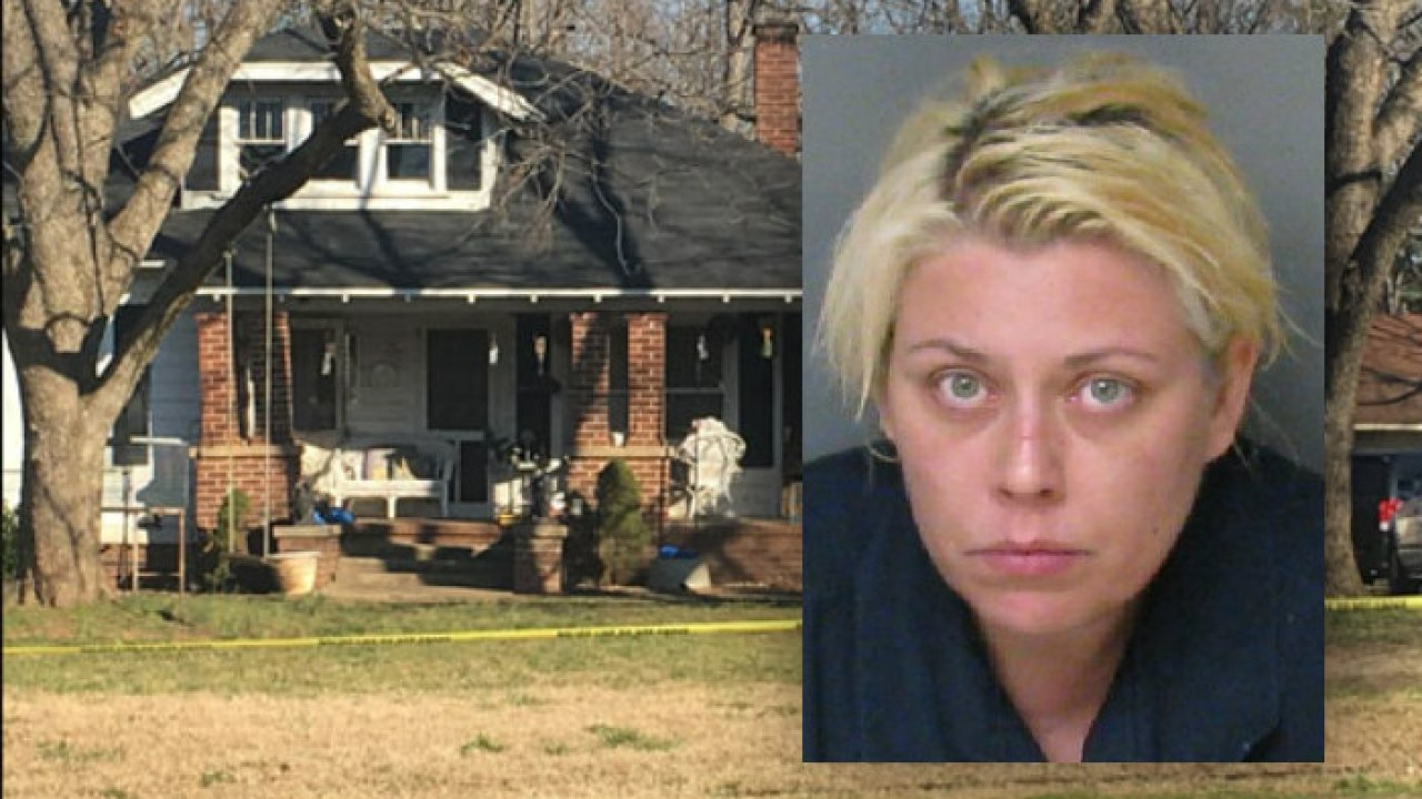 Police: Victims in triple homicide found naked, wife charged
