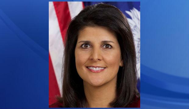 South Carolina Governor Nikki Haley_172474