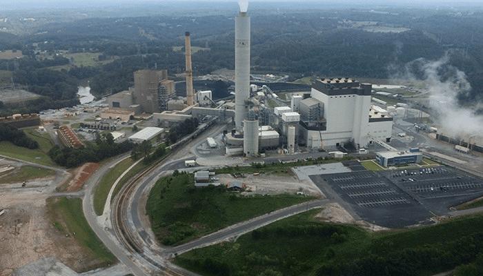 Duke Energy's Rogers Energy Complex (Cliffside Steam Station)_235130