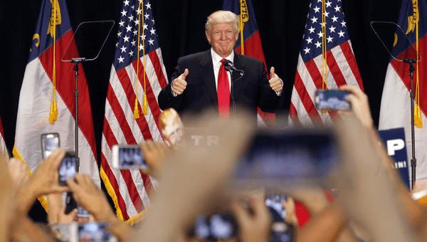 Trump in Charlotte_243499