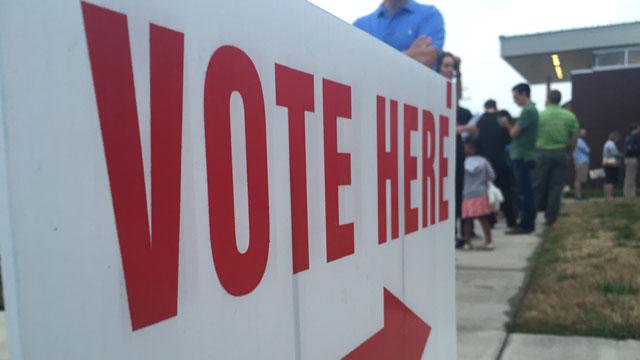 Vote here primary election Durham_157638