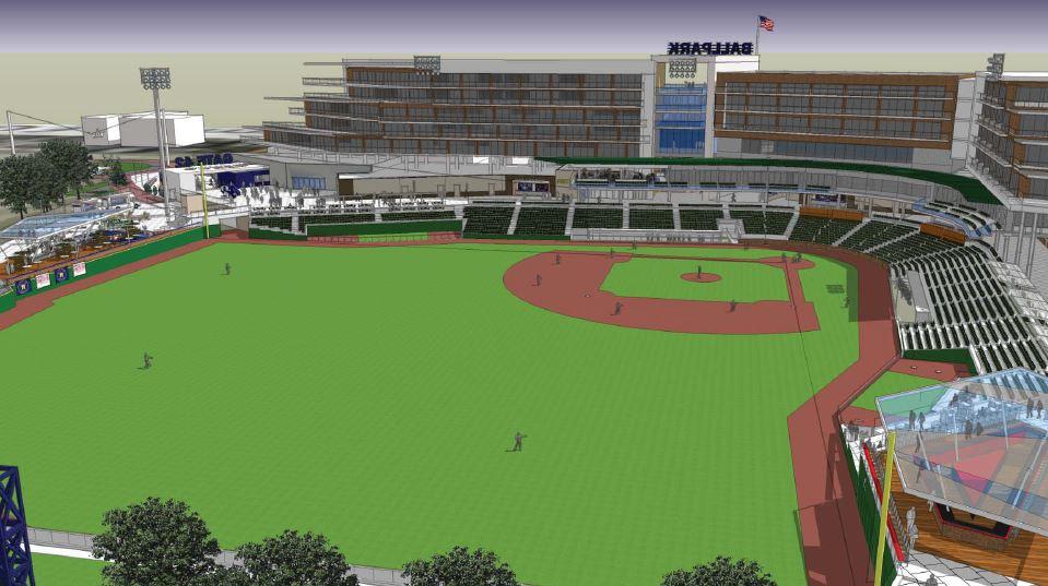 fayetteville ballpark stadium rendering_319741