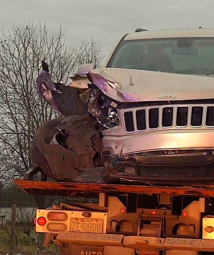 Benson Road/NC 50 in Garner reopens after 3 vehicle crash