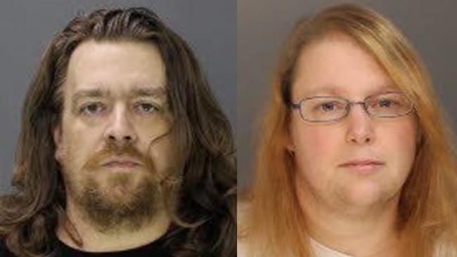 Jacob Sullivan and Sara Packer (Courtesy_ Bucks County, PA District Attorney's Office)_327080