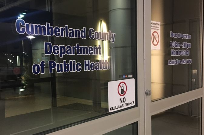 cumberland county department of public health_458620