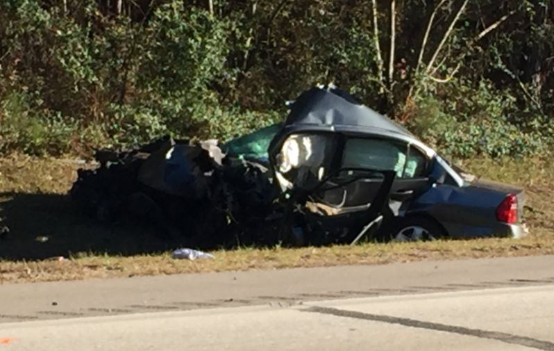 Durham Freeway reopens after serious crash