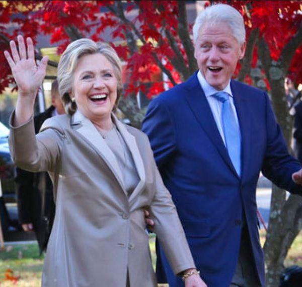 Hillary Clinton, Bill Clinton_564346