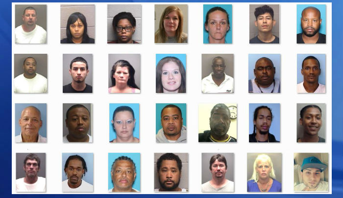 30+ arrested during Orange County undercover drug operation