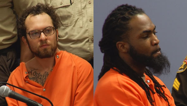 2 newest suspects in Halifax County quadruple murder appear