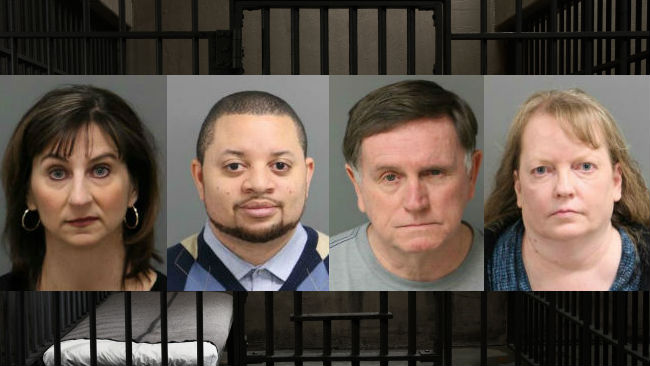 3 of 4 charged in Wake County Register of Deeds embezzlement