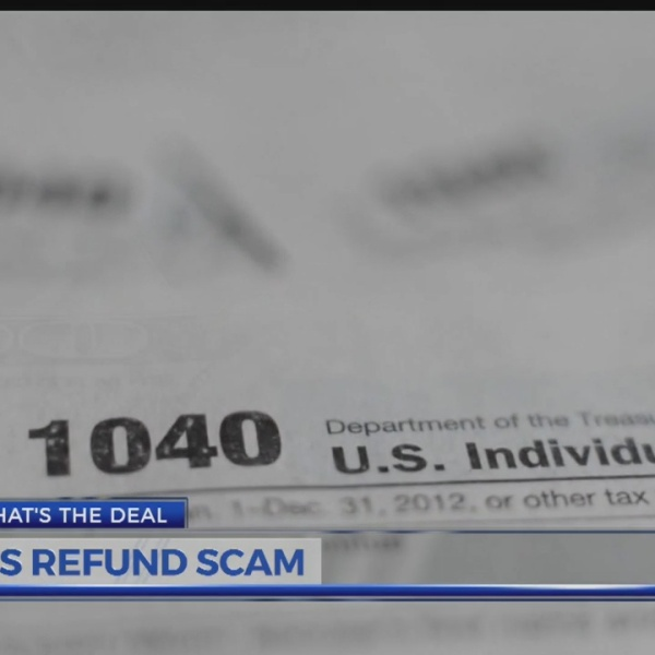 New scam makes tax preparers unwitting participants in having your refund stolen