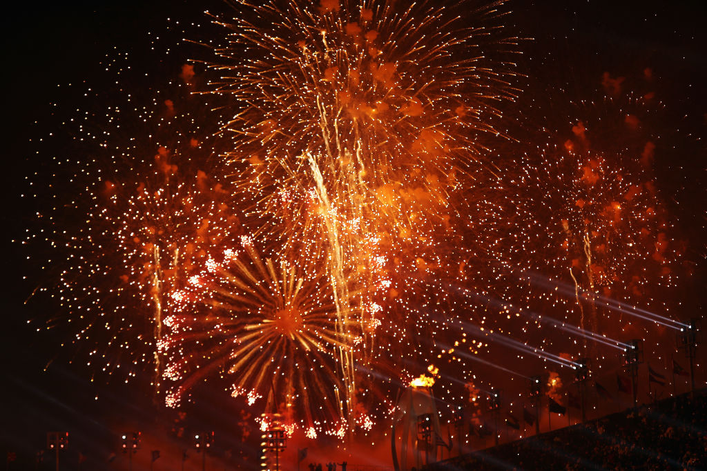 Firefighters warn of dangerous conditions for Fourth of July
