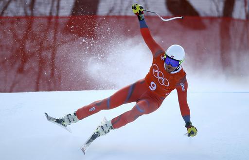 Pyeongchang Olympics Alpine Skiing_590231