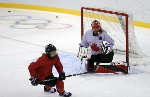 Pyeongchang Olympics Ice Hockey Women_590748