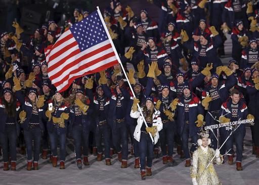 Pyeongchang Olympics Opening Ceremony_590369