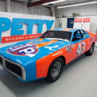 NASCAR Petty Auction Auto Racing_603506