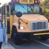 school bus crash raleigh wake