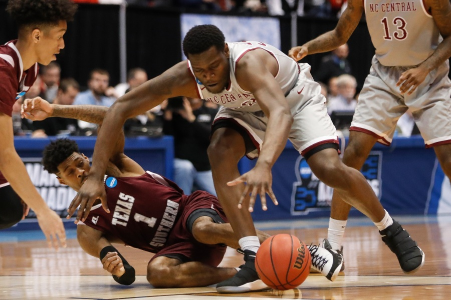 hot sale online 3df98 f8408 NCAA NC Central Texas Southern Basketball 1521117287893