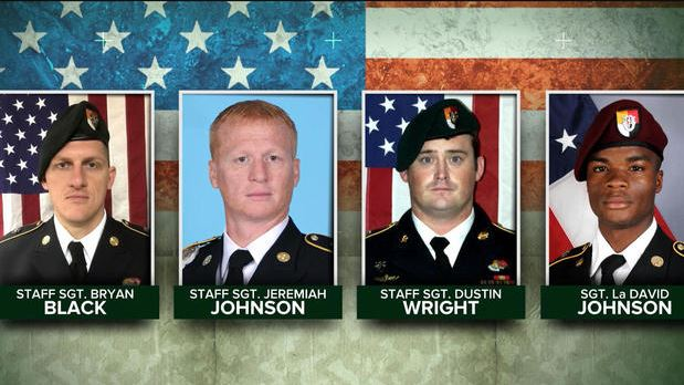 GRAPHIC: Video showing deadly ambush of US soldiers in Niger raises