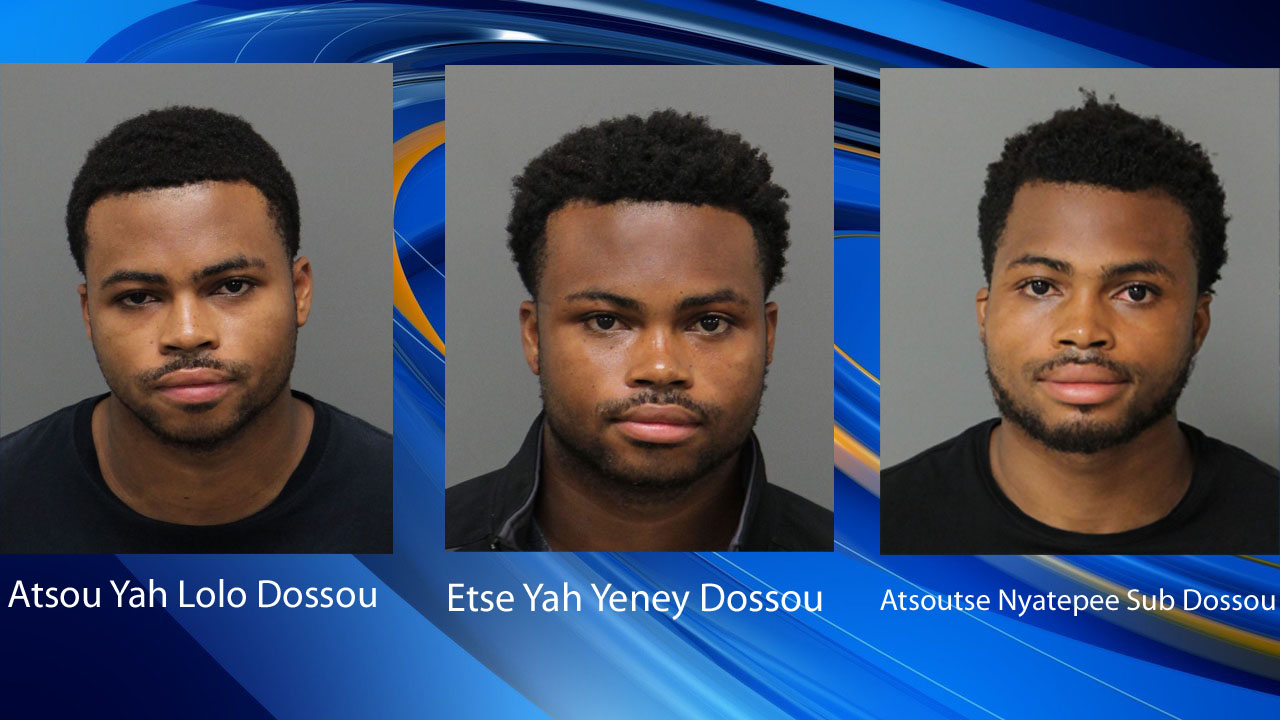 Warrants: Drug operation run by Raleigh triplets extended