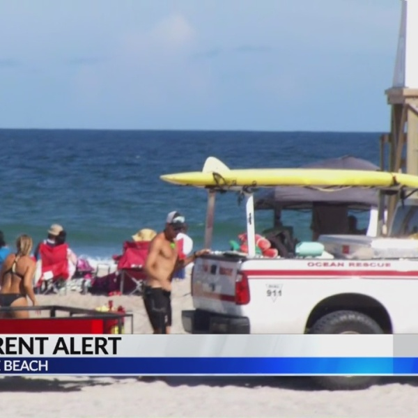 Rip currents likely at NC coast as Tropical Depression 3 forms