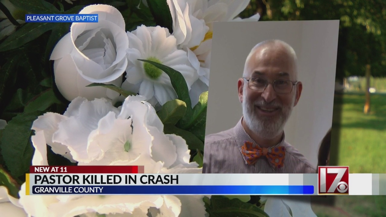 Parishioners, loved ones remember Granville County pastor killed in