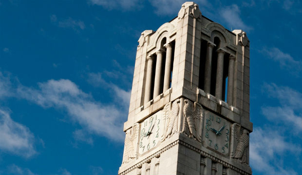 NC State Bell Tower_210820