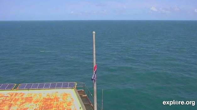 It S Back Live Cam Of Frying Pan Tower Off Nc Coast