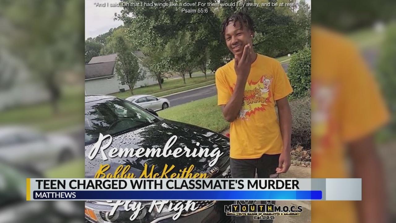 Bobby McKeithen Charlotte high school shooting victim