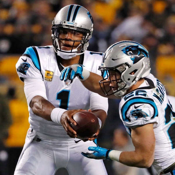 Panthers Steelers Football_1541802293829