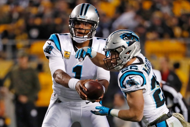 Carolina Panthers to be featured on Amazon's 'All or Nothing'