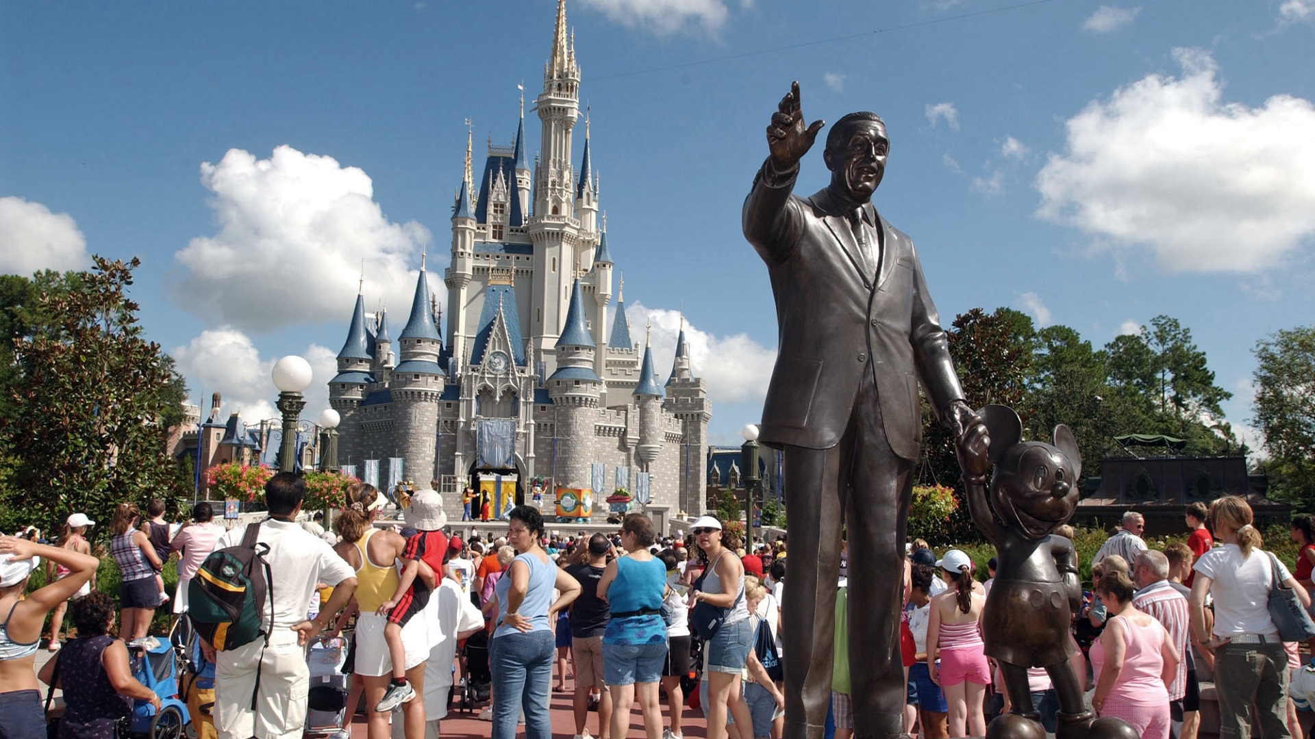 DISNEY WORLD MAGIC KINGDOM-846652698