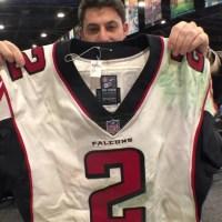 Big Game Memorabilia: Game-worn Matt Ryan jersey, 1967 NFL championship ticket