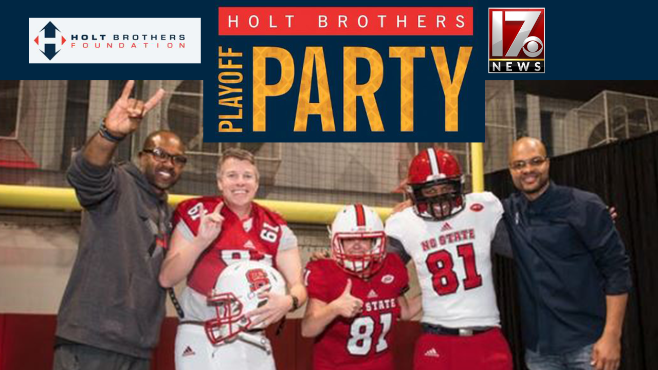 Holt Brothers 7th Annual Playoff Party Set For Jan 12