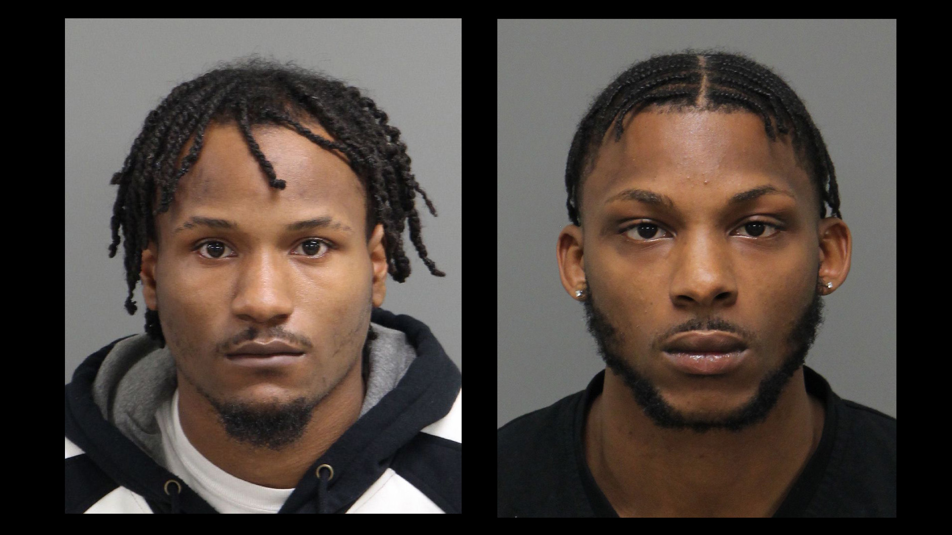 Police: 2 Raleigh men live streamed drug use with child in room