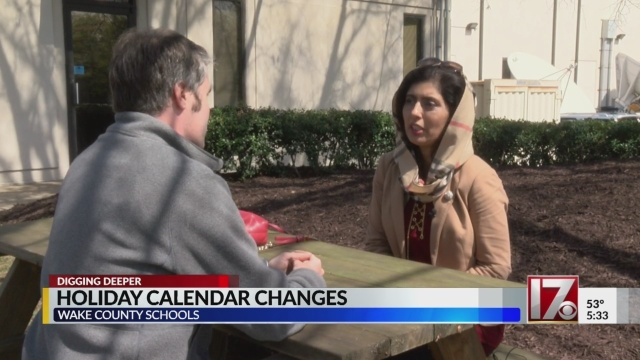 Wcpss Calendar 2020-21 Year Round Muslim holiday approved as Wake County school leaders OK 2020 21