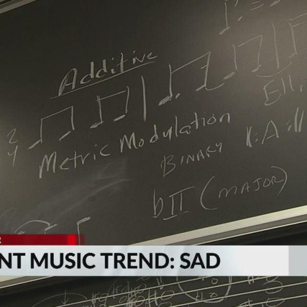 Sad songs becoming a trend in music