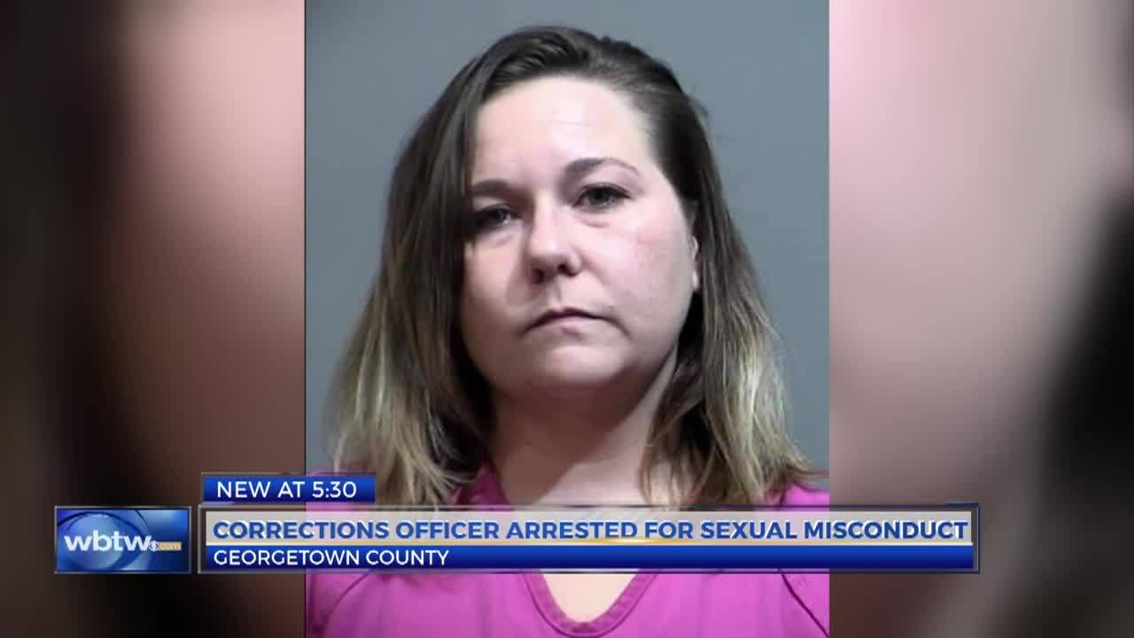 Multitude of letters' leads to woman's arrest for sex act