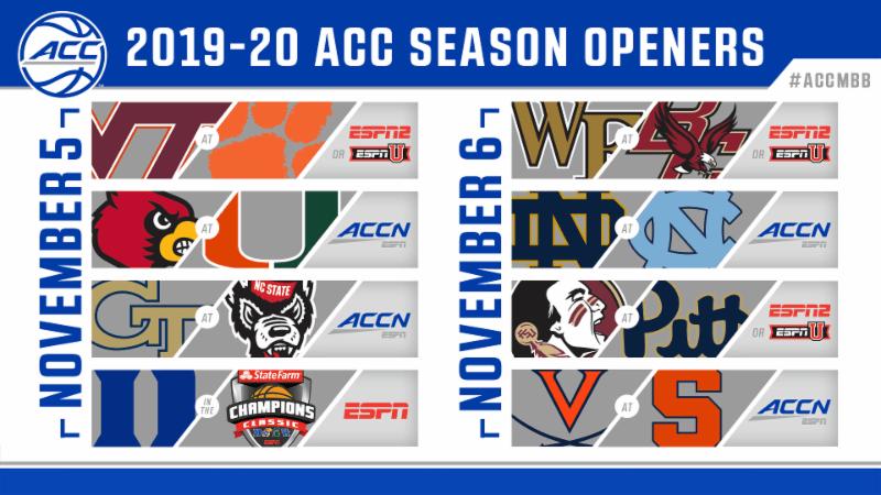 acc season openers