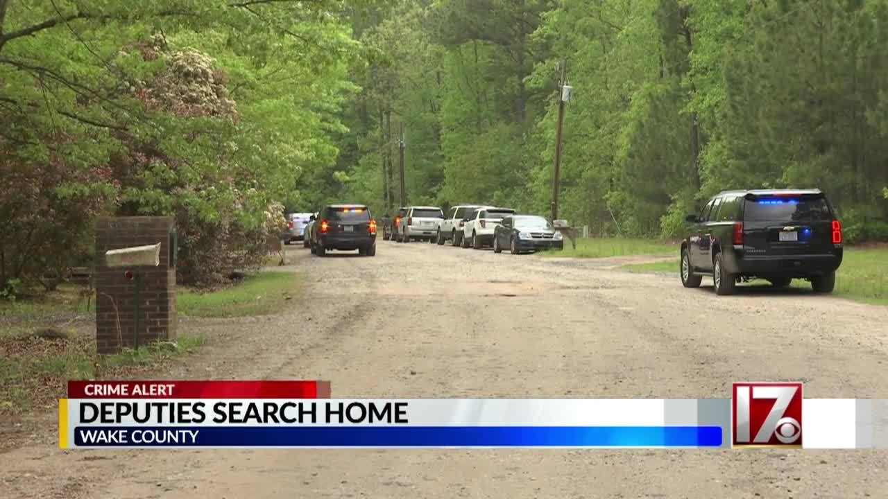 3 detained after Wake County home raided following drug