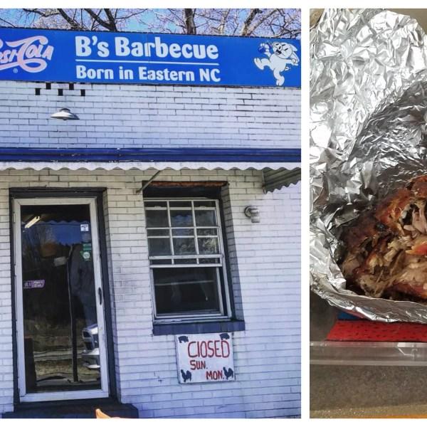 B's BBQ Greenville-873810377