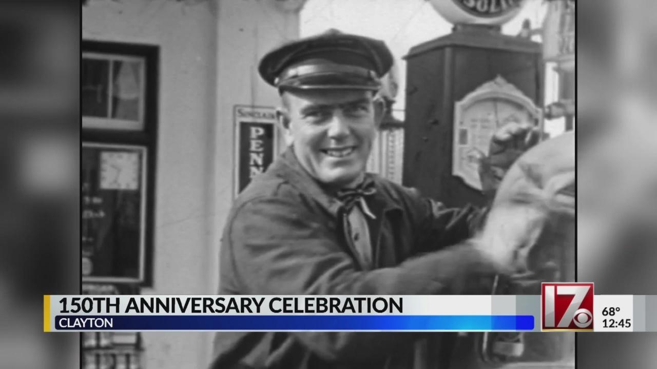Clayton celebrates 150th anniversary