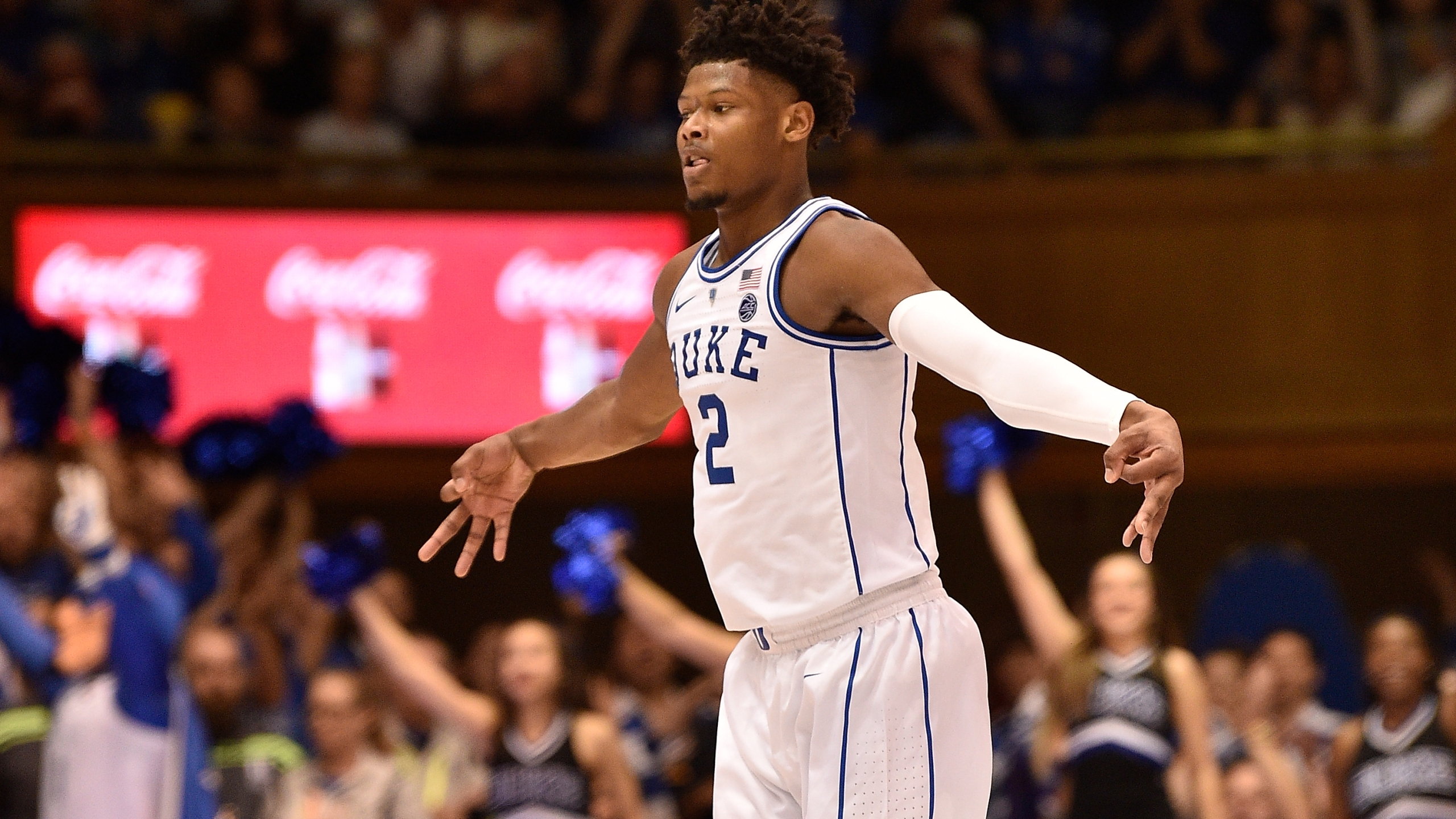 cam reddish duke basketball