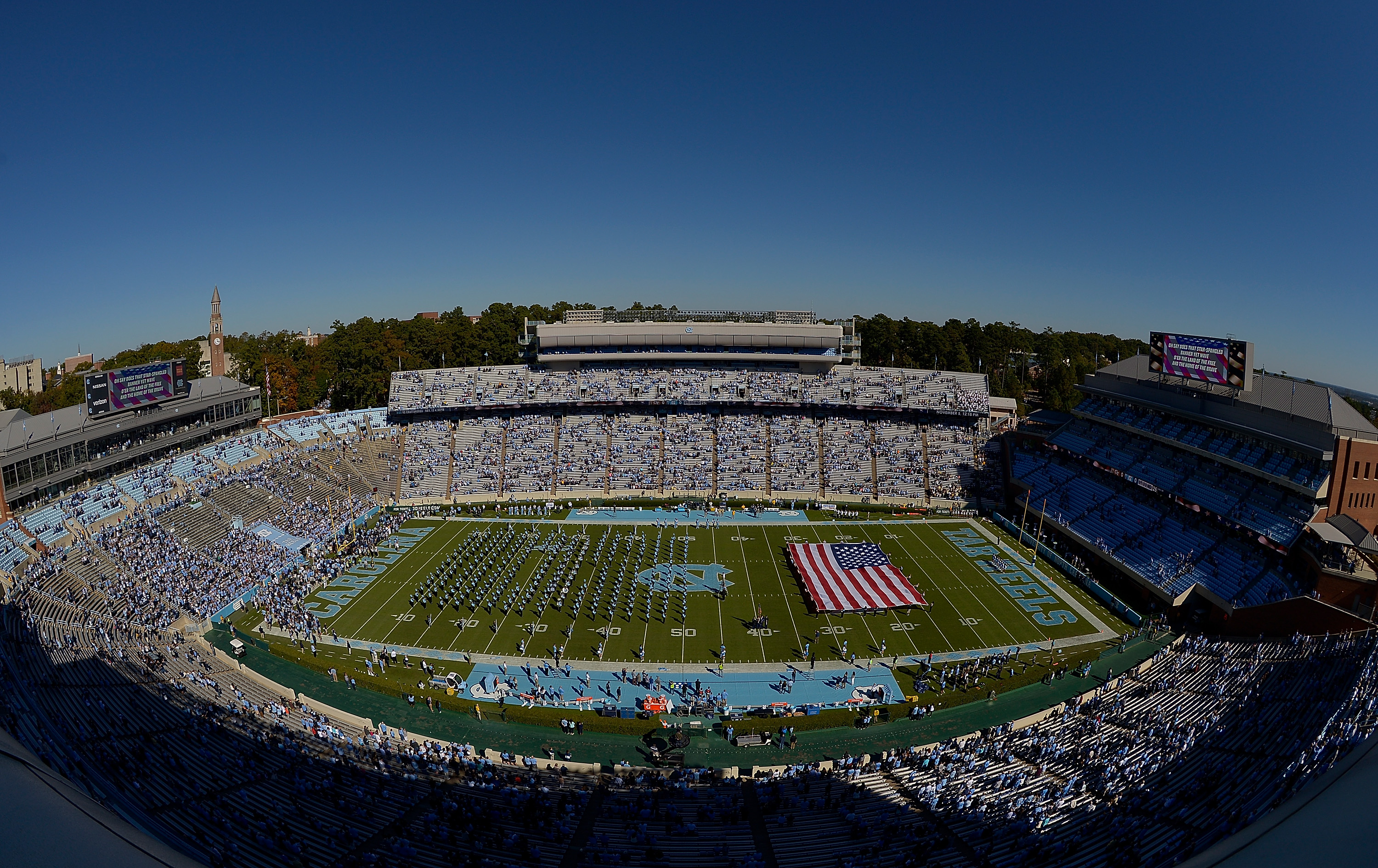 Natural grass groups raise concerns over UNC's move to