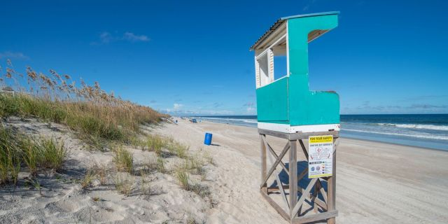 NC beach town amends public nudity ordinance, butts now allowed