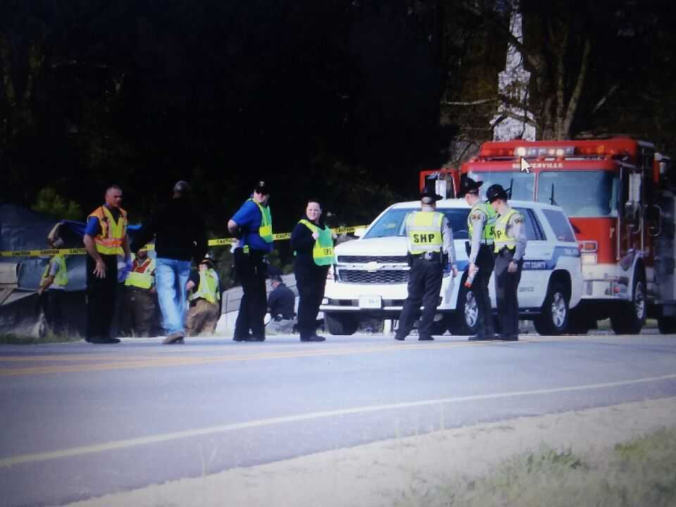 Troopers investigating deadly accident in Harnett County